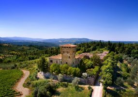 Tuscan castle tuscany loves weddings