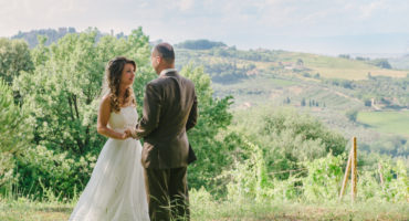 trouwen in toscane ervaring bruidspaar