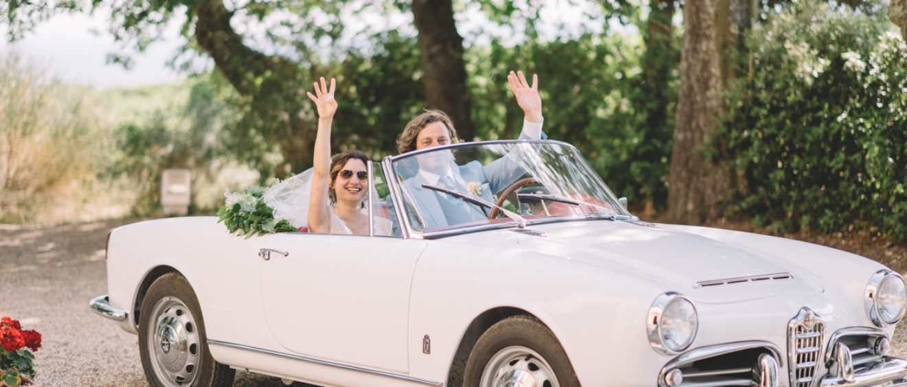 Tuscany Loves Weddings - Working Method