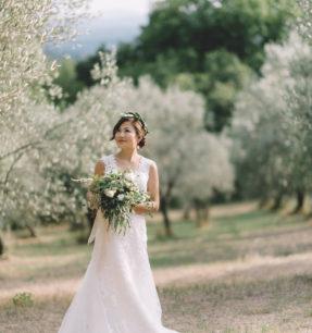 Trouwen in Toscane - Funkybird - Bloemist in Toscane