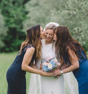 Trouwen in Toscane - Funkybird - Bruidsboeket