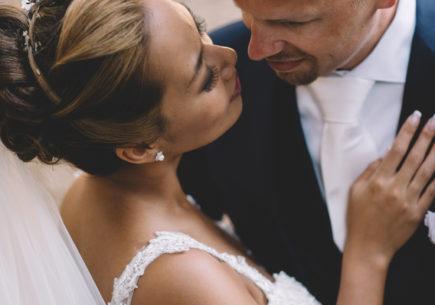 Trouwen in Toscane - Funkybirdphotography - foto moment bruidspaar