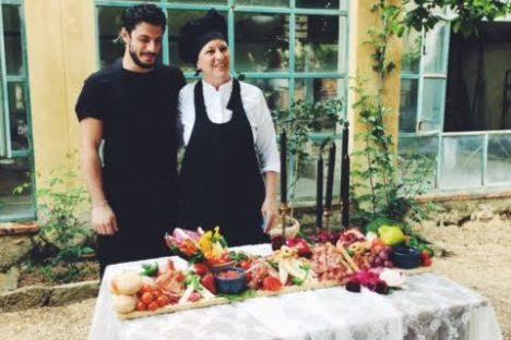 Novella: Personal chef